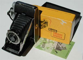 Kodak Tourist Camera
